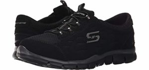 Skechers Women's Full Circle - Leather Trail Shoes
