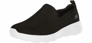 Skechers Women's Go Walk Joy - Slip On Plantar Fasciitis Shoe
