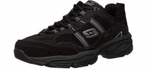 Skechers Men's Vigor - Leather Trail Shoes