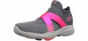 Skechers Go Walk Women's Revolution - Flexible Walking Shoe