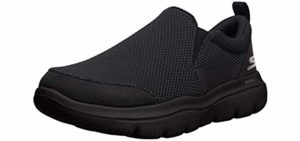 Skechers Go Walk Men's Evolution - Ankle Pain Walking Shoe