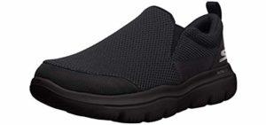 Skechers Go Walk Men's Evolution - Ankle Pain Walking Shoe