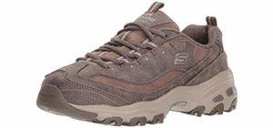 Skechers Women's D'Lites Trail - Trail Specific Shoe