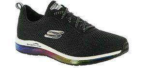 Skechers Women's Sport Skech Air - Flat Feet Athletic Sneaker Shoes