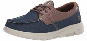 Skechers Go Walk Men's Lite - Boat Shoe