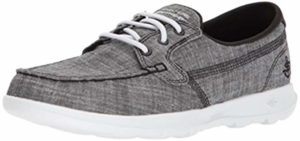 Skechers Go Walk Women's Lite - Boat Shoe