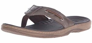 Sperry Men's Low Heel - Dress Sandal for Sweaty Feet