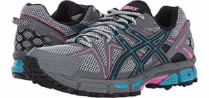 Asics Women's Gel Kahana 8 - Trail Walking Shoe for The Elderly
