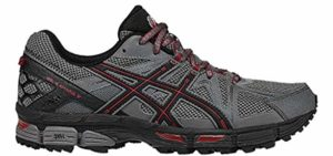 Asics Men's Gel Kahana 8 - Achilles Tendinitis Trail Running Shoe