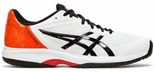 Asics Men's Gel Court Speed - Court Tennis Shoe for Flat Feet