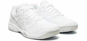 Asics Women's Gel Dedicate 6 - Lightweight Tennis Shoes
