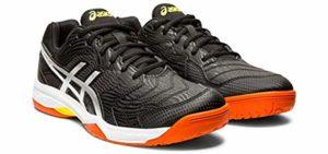 Asics Men's Gel Dedicate 6 - Lightweight Tennis Shoes