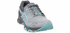 Asics Women's Gel Sonoma 3 - Water Resistant Trail Running Shoe