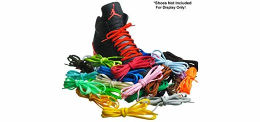 Asics® Shoe Laces and Better