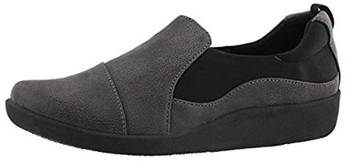 Clarks Cloudsteppers Women's Sillian - Hammertoe Slip On Shoes