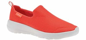 Skechers Women's Performance GO Walk Joy - Senior Slip-On Walking Shoe