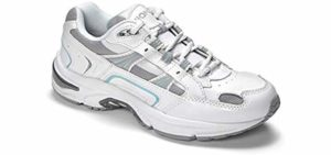 Vionic Women's Walker - Elderly Walking Shoe