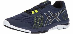 Asics Men's Gel Craze TR 4 - Cross Training Shoe for Aerobics