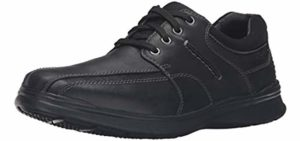 Clarks Men's Cotrell - Plantar Fasciitis Outdoor Walking Shoe