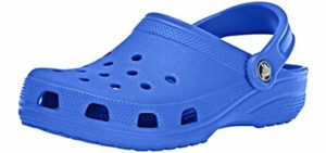 Crocs Men's Beach Line Hybrid - Boat Beach Shoes