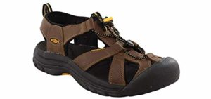 KEEN Men's Venice H2 - Waterproof Beach sandal