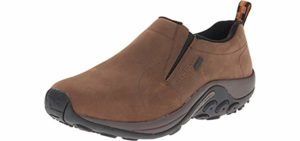 Merrell Men's Jungle Moc - Mary Jane for Hard Concrete Floors