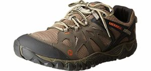Merrell Men's Blaze - Trail Walking Shoe
