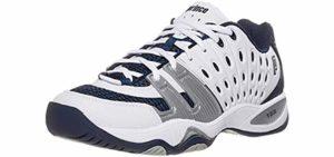Prince Men's T11 - Tennis Shoe for Low Arches