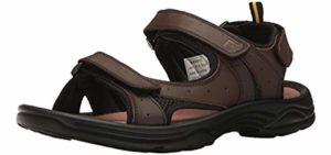 Propet Men's Daytona -  Knee Problem Walking Sandal