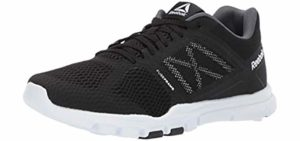 Reebok Men's Yourflex Trainette 11 - Cross Training Shoe for Aerobics