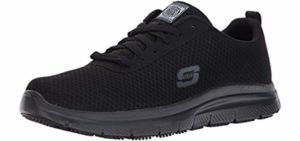 Skechers Men's Flex Advantage Bendon - Plantar Fasciitis Shoes