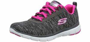 Skechers Women's Flex Appeal - Plantar Fasciitis Shoes