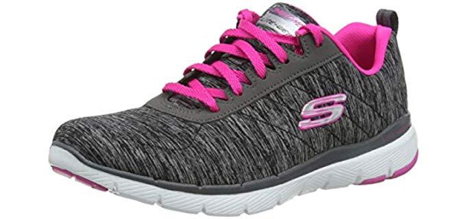 Skechers Women's Flex Appeal 3.0 - Zumba Training Shoes
