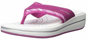 Skechers Women's Upgrades - Memory Foam Sandal