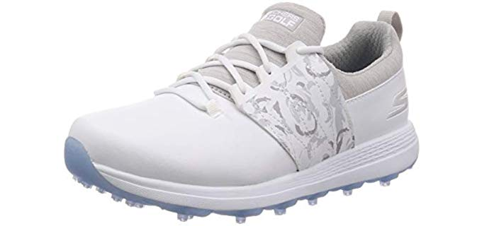 Skechers Women's Eagle - Spikeless Golf Shoes