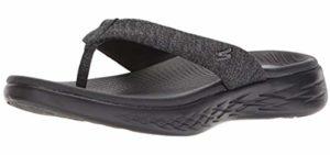 Skechers Women's On The Go 600 - Memory Foam Sandal