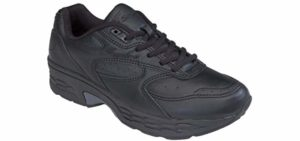 Spira Men's Classic - Leather Walking Shoe for Plantar Fascitis
