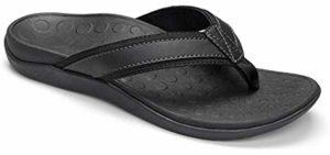 Vionic Men's Tide Post - Sandals for Knee Problems