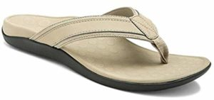 Vionic Men's Tide - Flip Flop With Orthaheel Technology