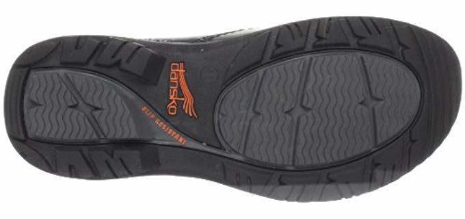 Laboratory work shoes