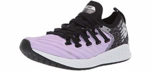 New Balance Women's Zante Cross Trainer - Shoe with Rocker Bottom Sole