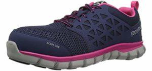 Reebok Women's Work - Shoe for Laboratory Work