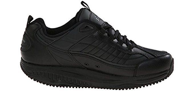 Rocker Sole Shoe