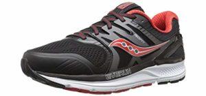Saucony Men's Redeemer ISO 2 - Back Pain Shoe
