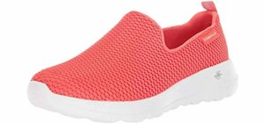 Skechers Women's Go Walk Max - Walking Shoes for Achilles Tendonitis