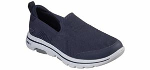Skechers Men's Go Walk 5 - Metatarsalgia Shoe