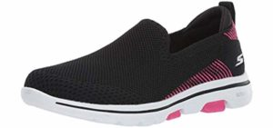 Skechers Women's Go Walk 5 - Metatarsalgia Shoe