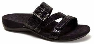 Vionic Women's Rest Skyler - Back Pain Slide Sandals