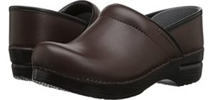 Dansko Women's Professional - Work Shoe for Hallux Rigidus