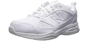 New Balance Women's WX623V3 - Overpronation Crossfit Training Shoe